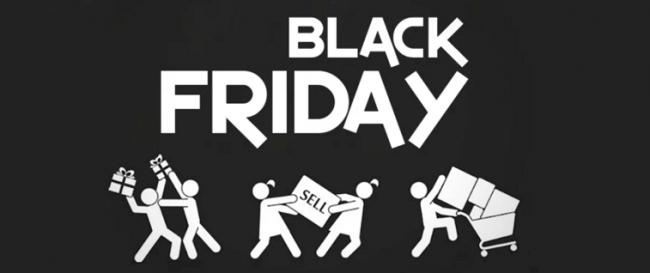 Черная пятница - одно из самых ожидаемых событий в мире шоппинга!