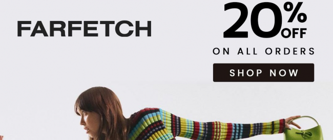 FARFETCH: как сэкономить на высоких брендах